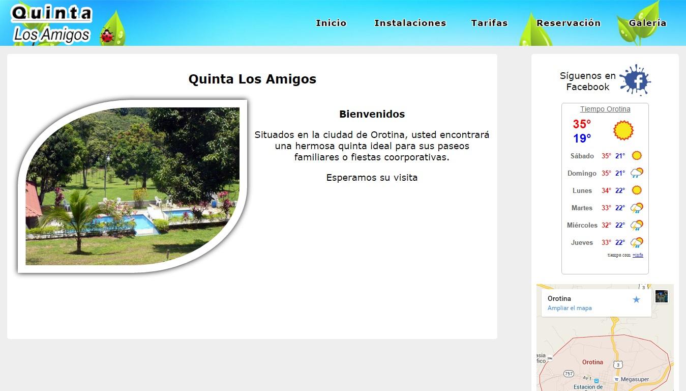 Situados en la ciudad de Orotina, usted encontrará una hermosa quinta ideal para sus paseos familiares o fiestas corporativas.